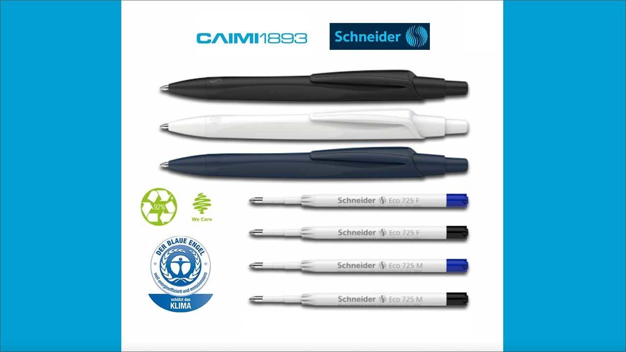 caimi - schneider - penne - stationery - big buyer