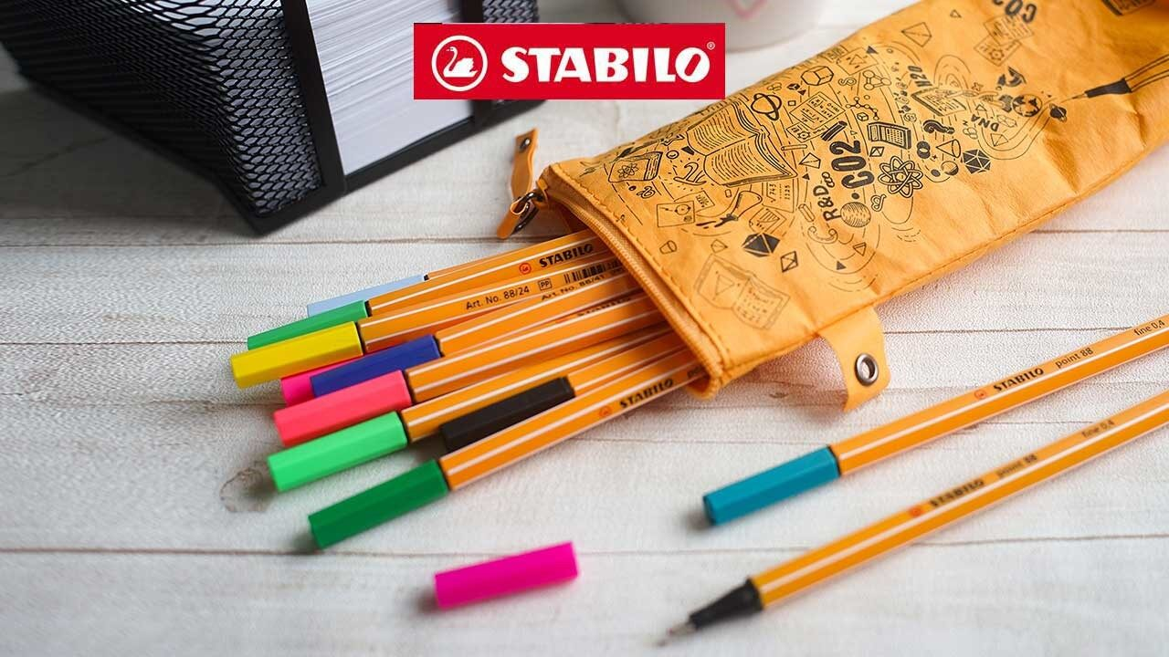 stabilo - eco - green - stationery - big buyer
